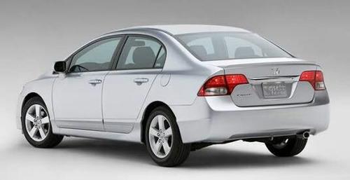 Sucata Honda Civic 1.8 2008 (peças Em Geral)