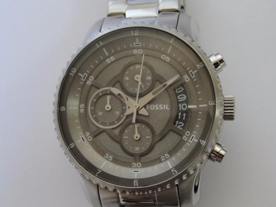 Relógio Fossil Masculino Cronógrafo - Original