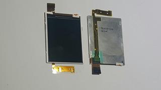 Display Sony W100i