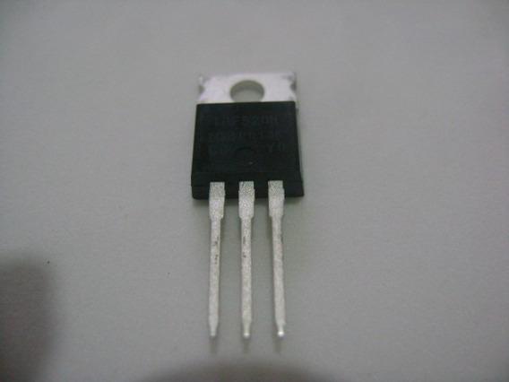 Transistor Irf520npbf (10 Peças)
