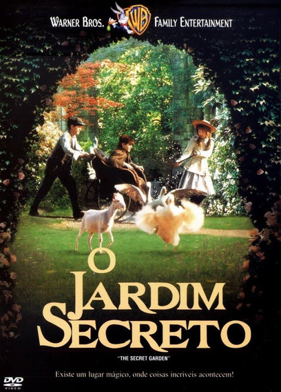 Jardim Secreto Em Hd - Midia Digital