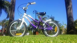 Bicicleta Rodado 14 Playera Giudici Hogar