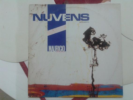 Lp Mauricio Nuvens Instrumental Ja