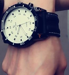 Relógio De Pulso V6 Super Speed No:v0166 Preto