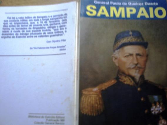 Sampaio,por General Paulo De Queiroz Duarte