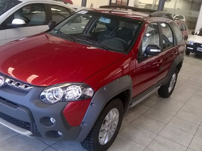 Fiat Palio Weekend Adventure 1.6 2017 Bordeaux Nafta.kpm