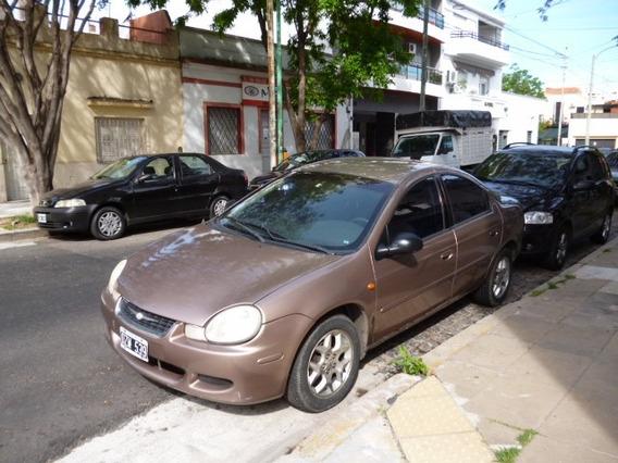 Chrysler Neon 2001 Le 2.0 Primera Mano Solo 10 Años De Uso