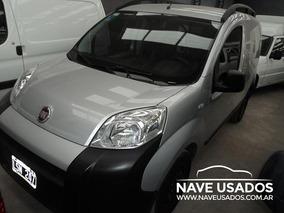 Fiat Qubo Fiorino 1.4 2012 Plata 4 Puertas Anticipo Lsn