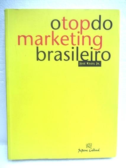 Top Do Marketing Brasileiro (publicidade) Livro Ótimo Estado