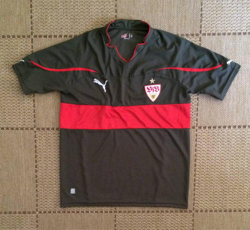 Camisa Original Stuttgart 2010/2011 Away