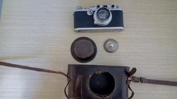 Maquina De Retrato Leica Iiia Do Ano De 1938