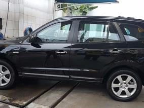 Hyundai Santa Fé--08 2.7 V6 24v Gls Blindado 7 Lugares