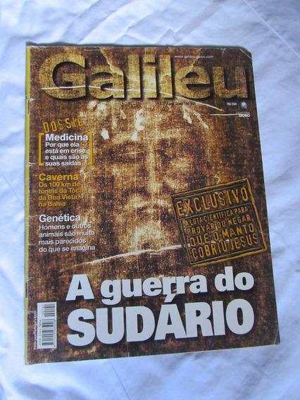 A Guerra Do Sudário - Revista Galileu N° 141