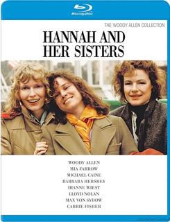Blu-ray Hannah And Her Sisters / Hannah Y Sus Hermanas