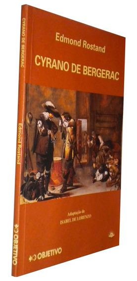 Cyrano De Bergerac Adaptação Para Teatro Livro /