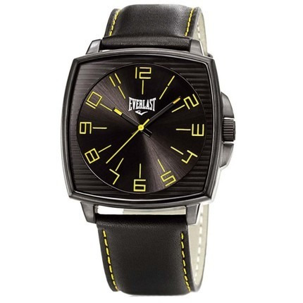 Relógio Everlast Masculino E211 Original E Barato