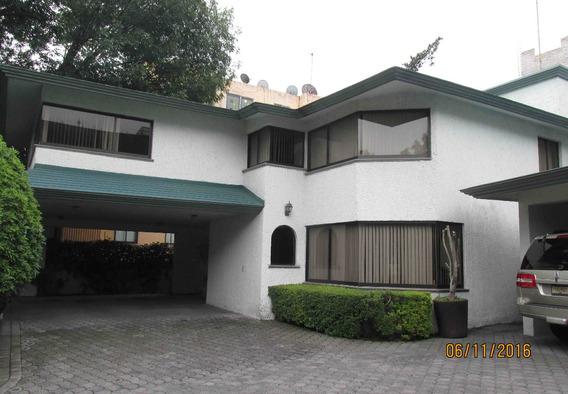 Tlálpan Casa En Condominio Horizontal Solo 3 Casas 490 T 320