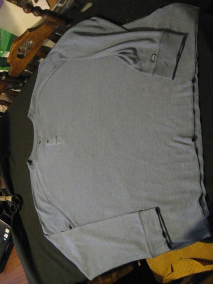 Polera The North Face Talla Xxl Manga Larga Impecable