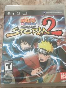 Naruto Shippuden Ultimate Ninja Storm 2 - Ps3