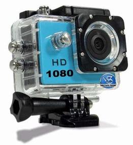 Stilo Gopro 1080p Prova D` Água