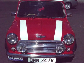Mini Cooper De Coleccion 1979 Special Edetion Ingles
