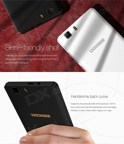 Doogee X5 Pro Quad-core Android 5.1 4g Phone -black 5.0 Ips