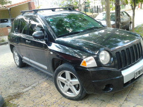 Jeep Compass Limited 2008 Full. Techo, Cuero, Aire, Dir.