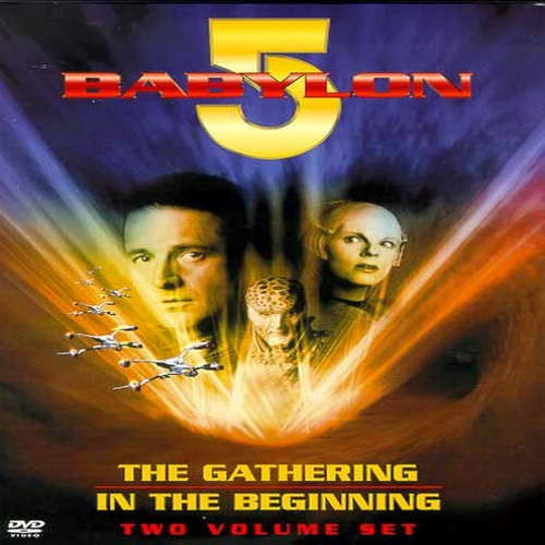 Babylon 5**dvd Serie Completa+filmes+cruzade***img Perfeita