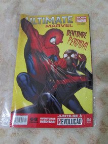 Ultimate Marvel Número 4 (nova Marvel)