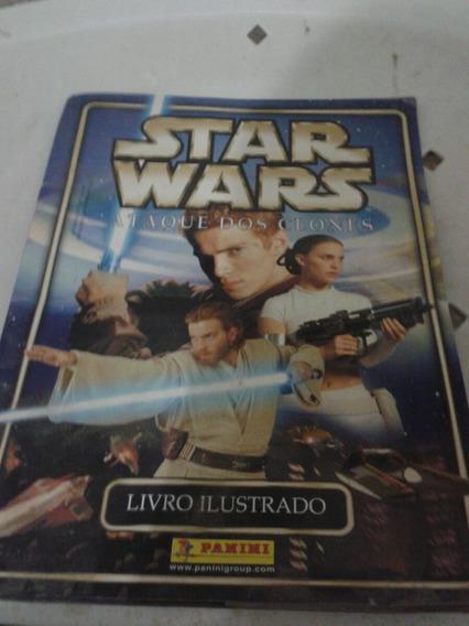 Star Wars-o Ataque Dos Clones - Livro Ilustrado