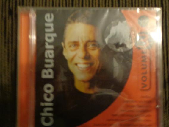 Cd Chico Buarque - Songbook Vol 3 (lacrado)
