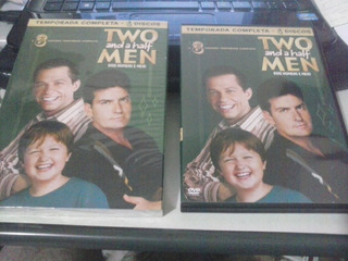 Two And A Half Men - 3° Temporada - Frete 6,00