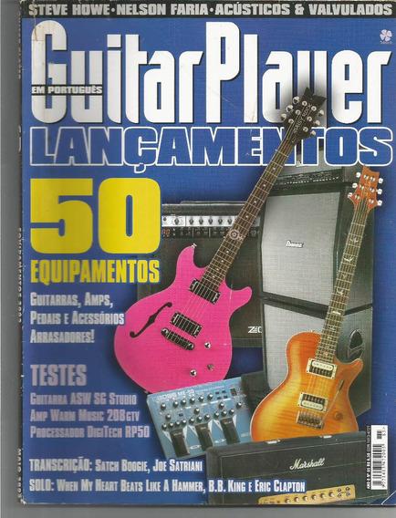Revista Guitar Player Nº 85.