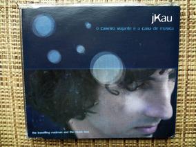 Cd Jkau - O Caixeiro Viajante E A Caixa De Música/cd Raro