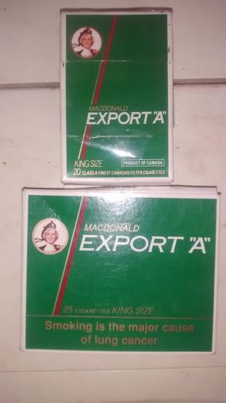Coleccion Caja De Cigarros ,holandesa ,antigua , Macdonal