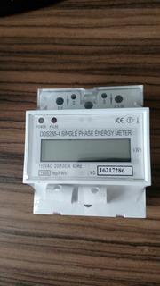Medidor De Energia Kwh 220v / 100a Kitnet Casa