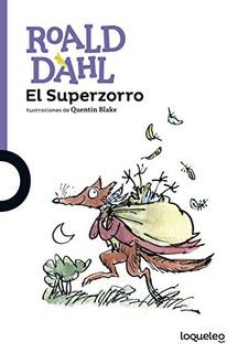 El Superzorro; Roald Dahl Envío Gratis