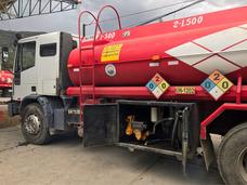 Iveco Eurocargo (cisterna De Combustible) 2003
