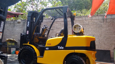Montacargas Yale 2010