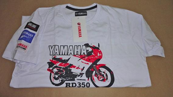Camiseta Yamaha Original Rd 350 1 Peça