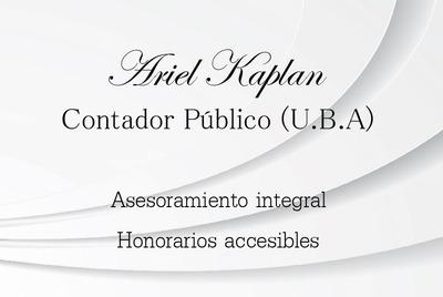 Contador Público (u.b.a). Respuesta Inmediata A Tu Consulta!