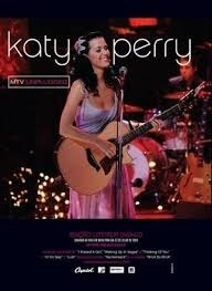 Katy Perry Dvd + Cd Mtv Unplugged