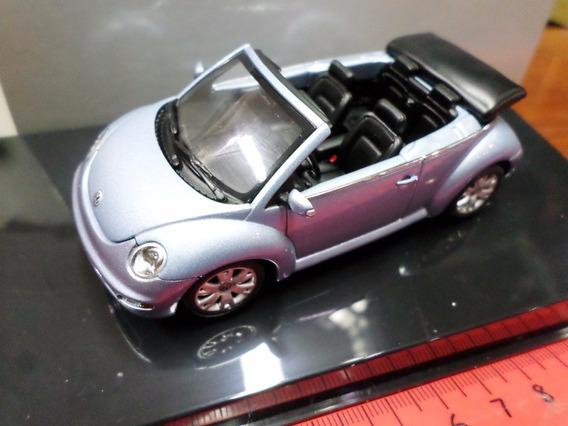 Auto Art 1/43 Volkswagen New Beetle Convertible Celeste