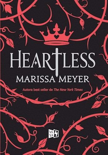 Imagen 1 de 1 de Heartless - Marissa Meyer - V&r - Libro