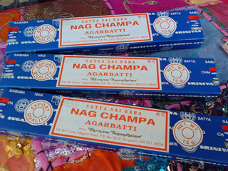 Nag Champa Saibaba Sahumerio Incienso India Sahumerios