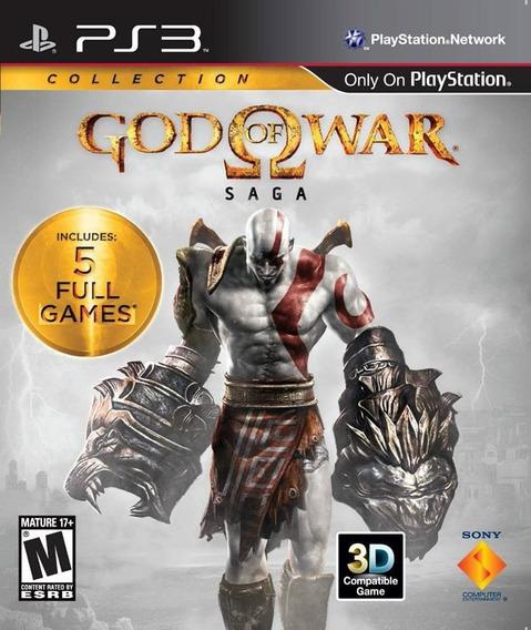 God Of War Saga - Midia Digital