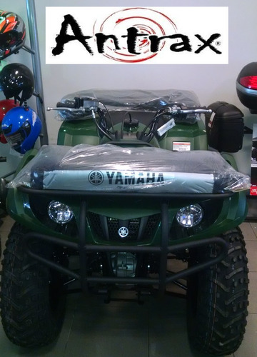 Cuatriciclo Grizzly Yamaha 350 Antrax Avellaneda
