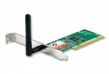 Placa Rede Pci Wireless 54mbps 2.4ghz Encore Enlwi-g2