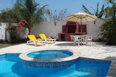 Villa De Oportunidad En Juan Dolio, Con Piscina