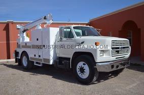 Camion De Servicio Grua Ford F700 Freightliner International